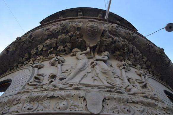 décor art nouveau stockholm suède