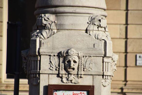 pilier théâtre royal dramatique stockholm suède