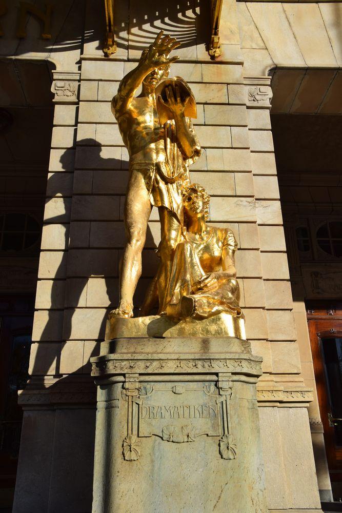 drame théâtre royal dramatique stockholm suède