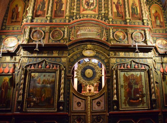 décors cathédrale basile-le-bienheureux moscou moscow russie russia
