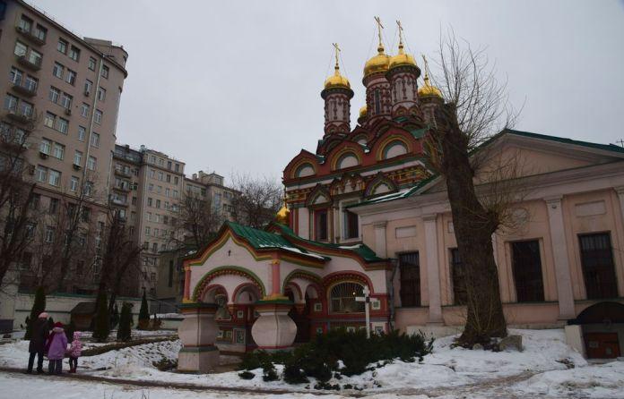 église domaine kirillov moscou moscow russie russia