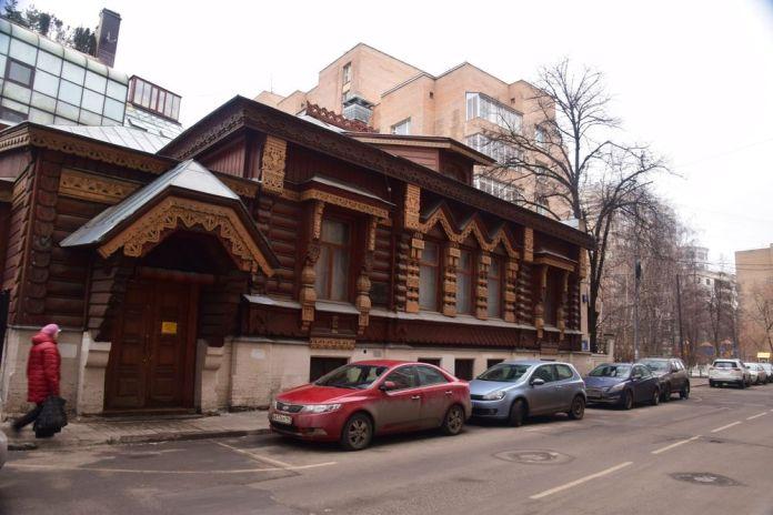hotel porokhovchtchikov moscou moscow russie russia