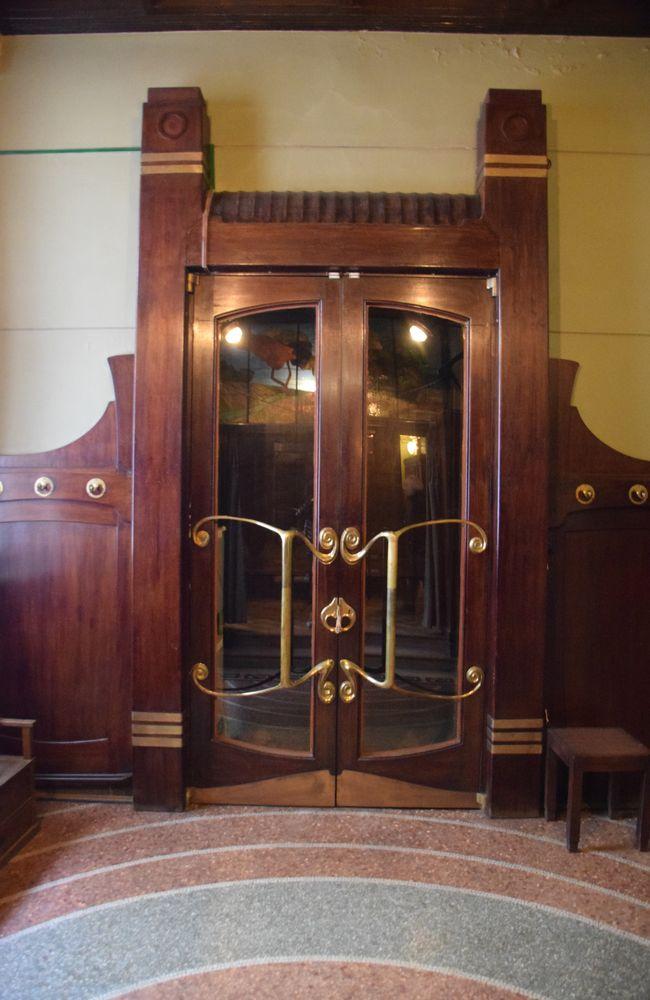 porte d'entrée officielle maison musée gorki moscou moscow russie russia