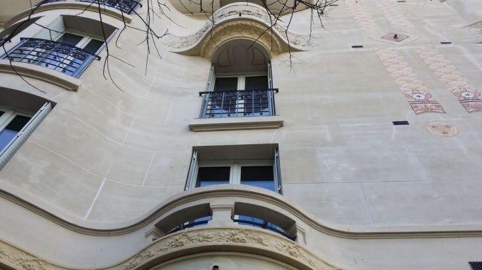 Immeuble de la rue Boulard. Photo City Breaks AAA+, Claude Mandraut.