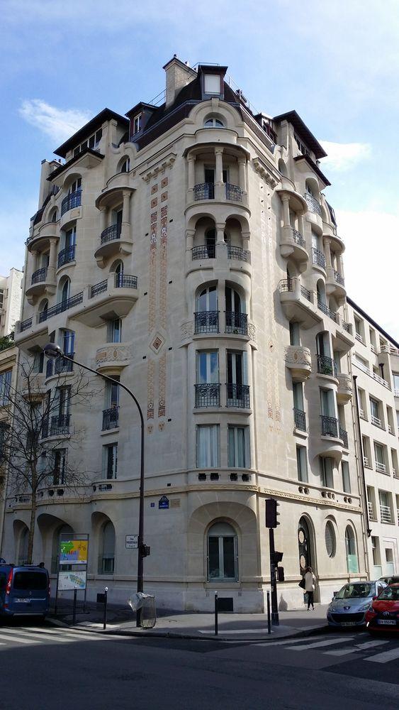 immeuble rue Boulard