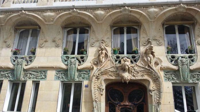 Immeuble Bigot paris