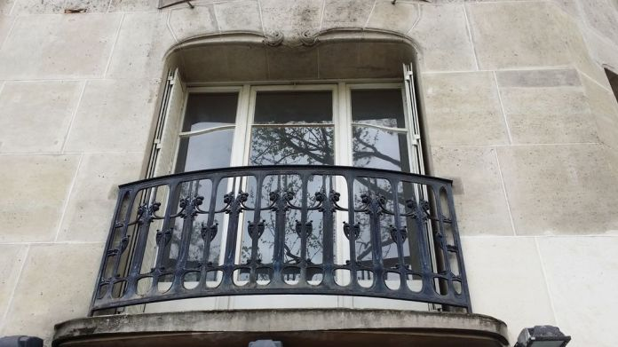 Immeuble Guimard. Photo City Breaks AAA+, Claude Mandraut.