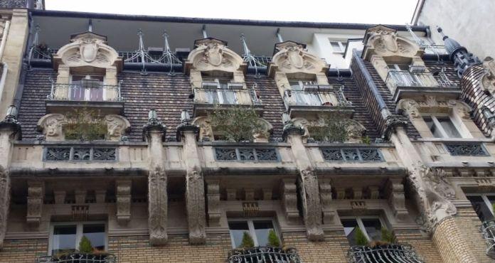 maison square Rapp paris