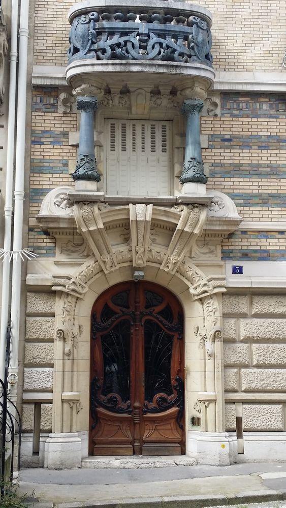maison du square rapp paris