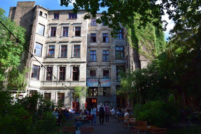 jardin Clärchens Ballhaus berlin