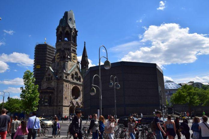 église Kaiser Wilhelm Gedächtnis Berlin