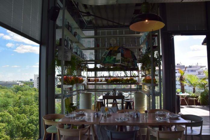 restaurant Neni berlin