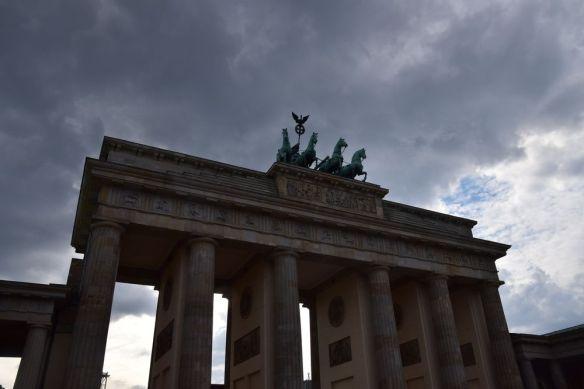 porte de Brandbourg Berlin