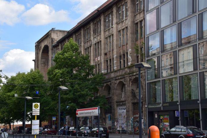 attente de rénovation Berlin