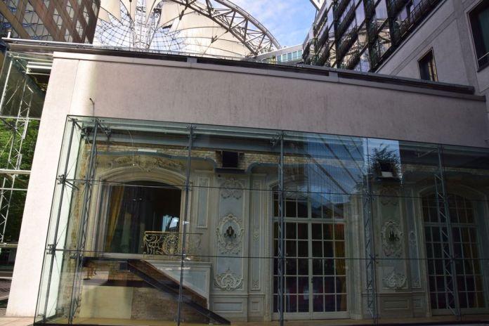 grand hôtel esplanade centre sony Berlin