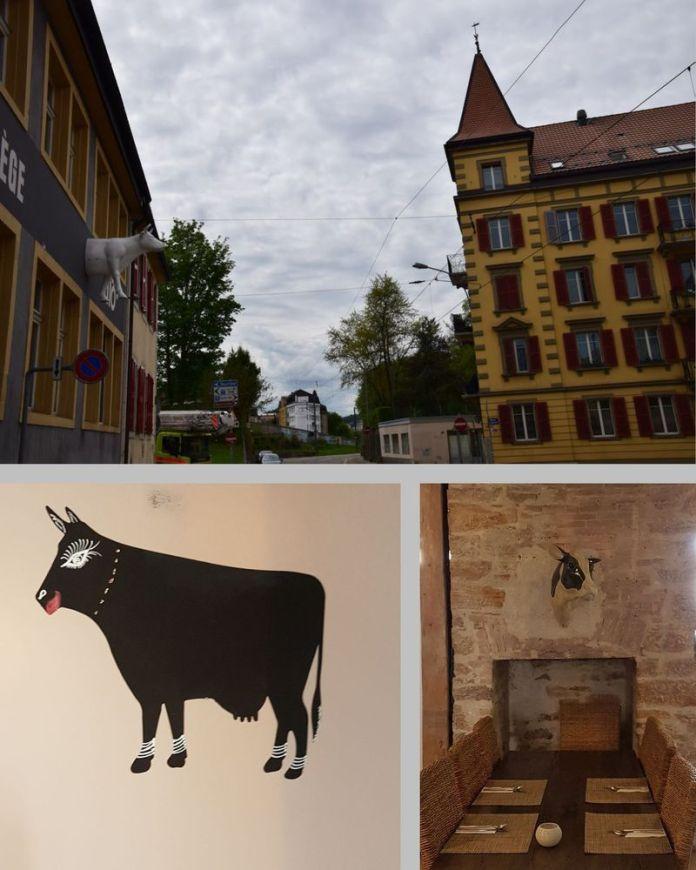 restaurant le Mö la chaux de fonds suisse switzerland