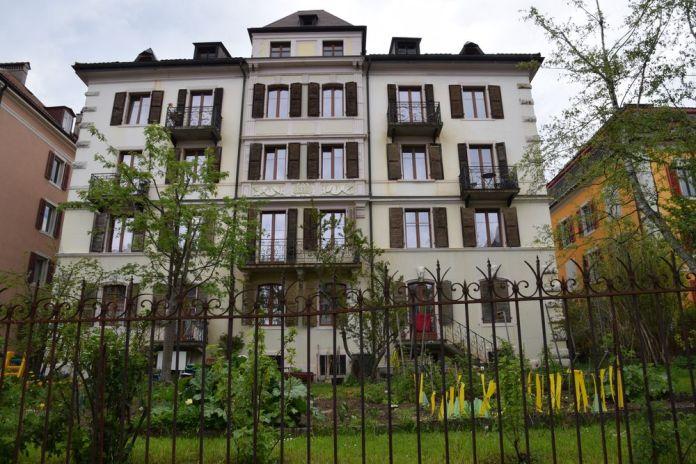 cité jardin la chaux de fonds suisse switzerland