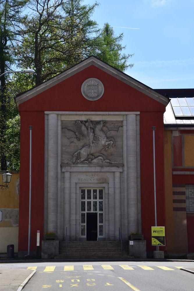 musée des beaux arts la chaux de fonds suisse switzerland