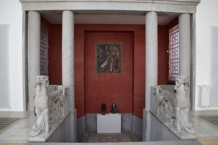premier étage musée des beaux arts la chaux de fonds suisse switzerland