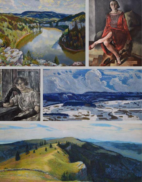 tableaux musée des beaux arts de la chaux de fonds suisse switzerland