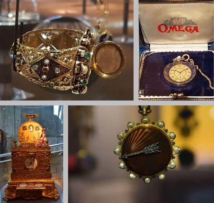 pièces musée international de l'horlogerie de la chaux de fonds suisse switzerland