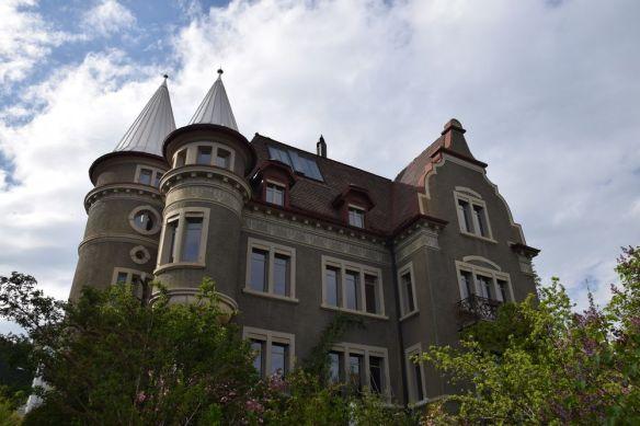 rue des tourelles la chaux de fonds suisse switzerland