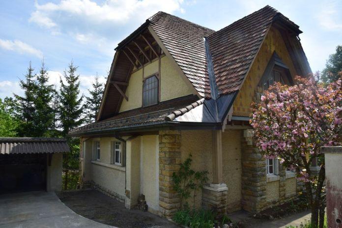 arrière villa fallet la chaux de fonds suisse switzerland
