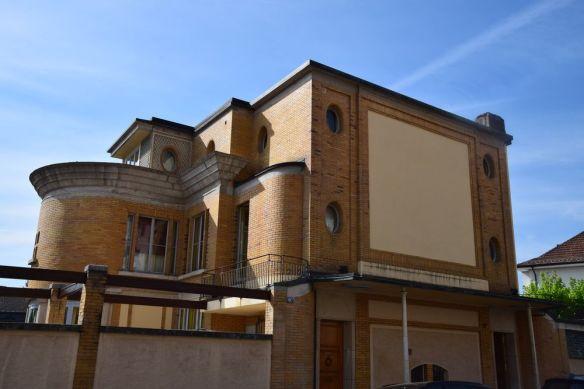 villa turque avant départ le corbusier la chaux de fonds suisse switzerland