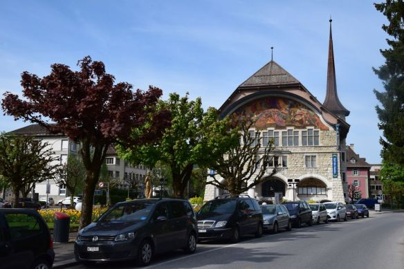 mairie du locle suisse switzerland