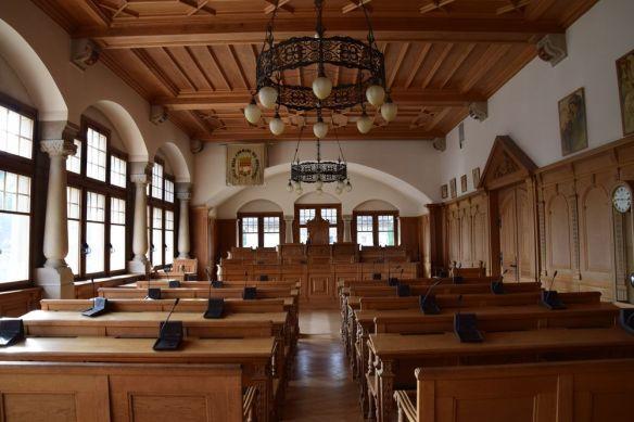 conseil général hotel de ville le locle suisse switzerland