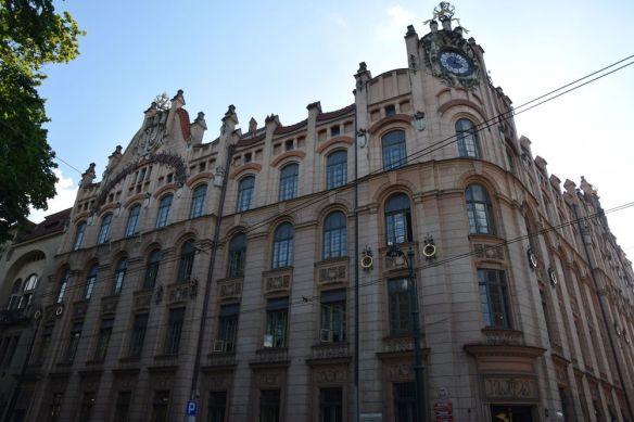 académie du commerce de Cracovie