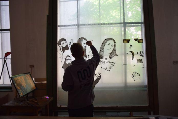 atelier du vitrail zelinski cracovie