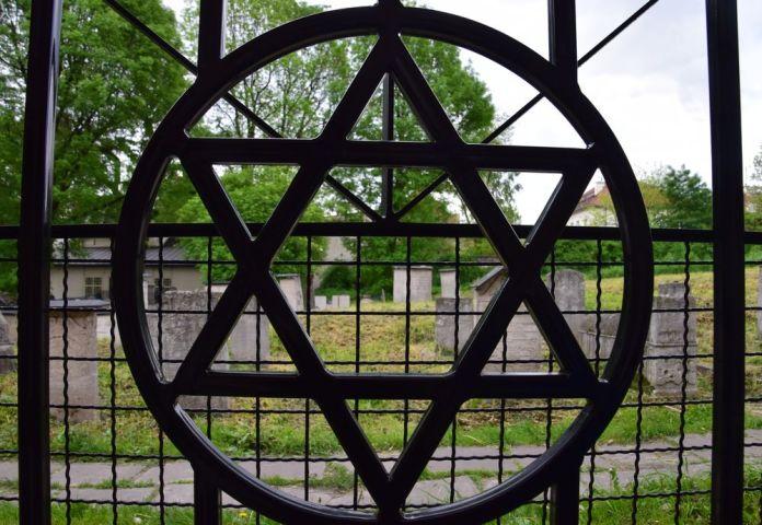 cimetière quartier juif de cracovie