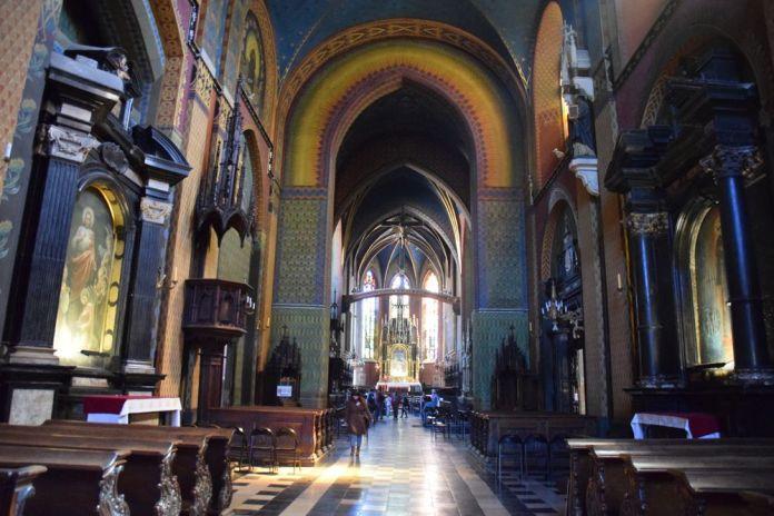 église des franciscains cracovie