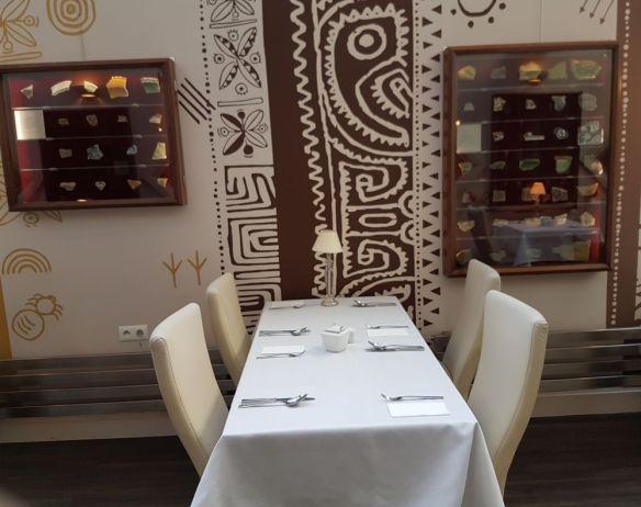 salle de restaurant hôtel grodek