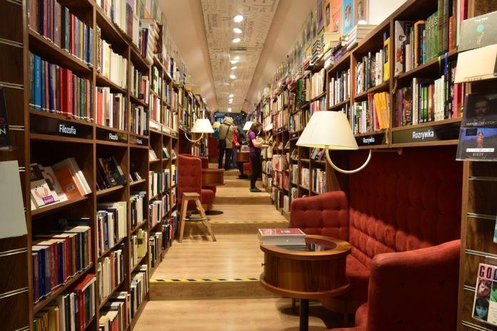 cracovie librairie Matras