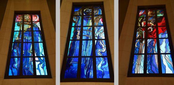 vitraux pavillon wyspianski 2000 cracovie