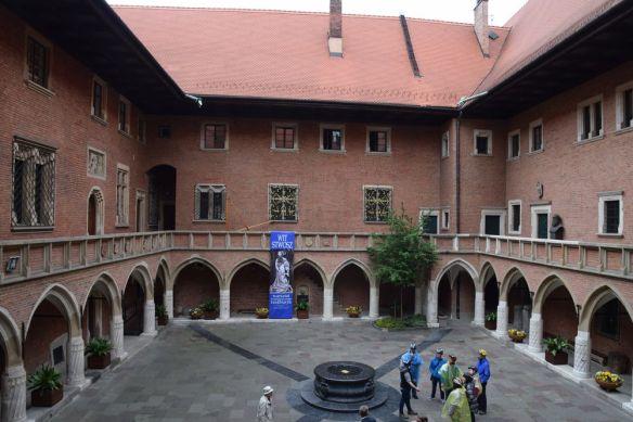 cours de l'université Cracovie