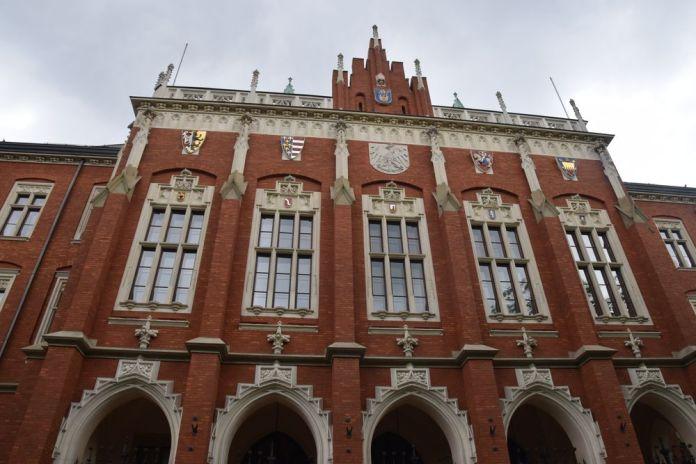 bâtiment de rêve université de Cracovie
