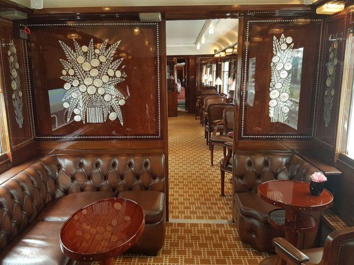 platane lalique orient express
