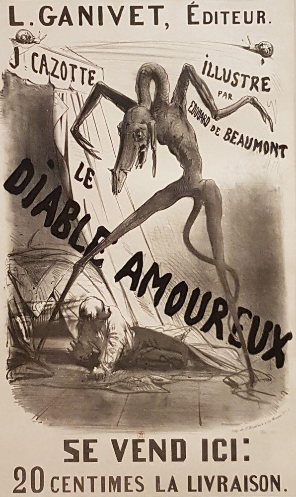 publicité fantastique bnf