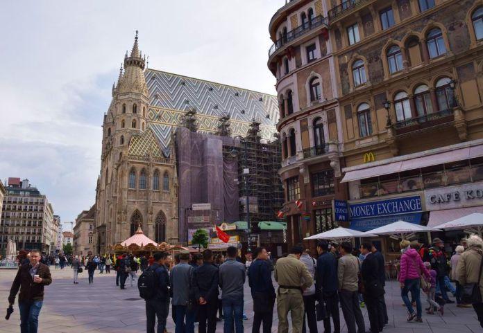 cathédrale saint-Etienne vienne