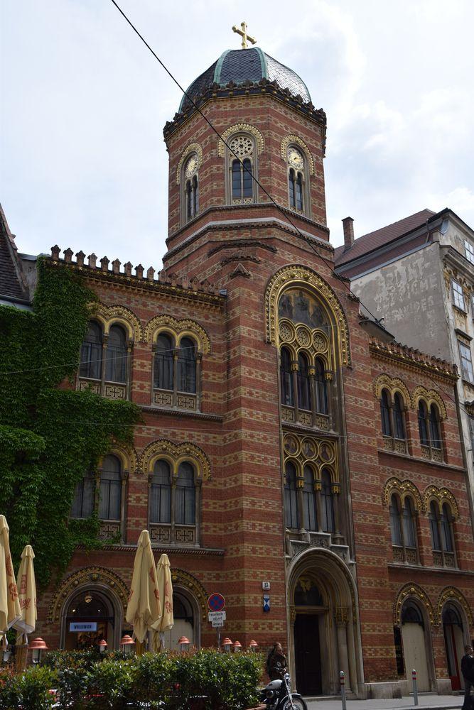 église grecque Vienne