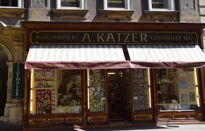 boutique Katzer Vienne