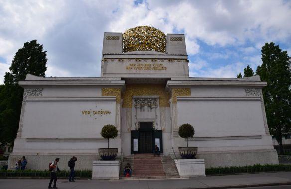 pavillon de la sécession Vienne