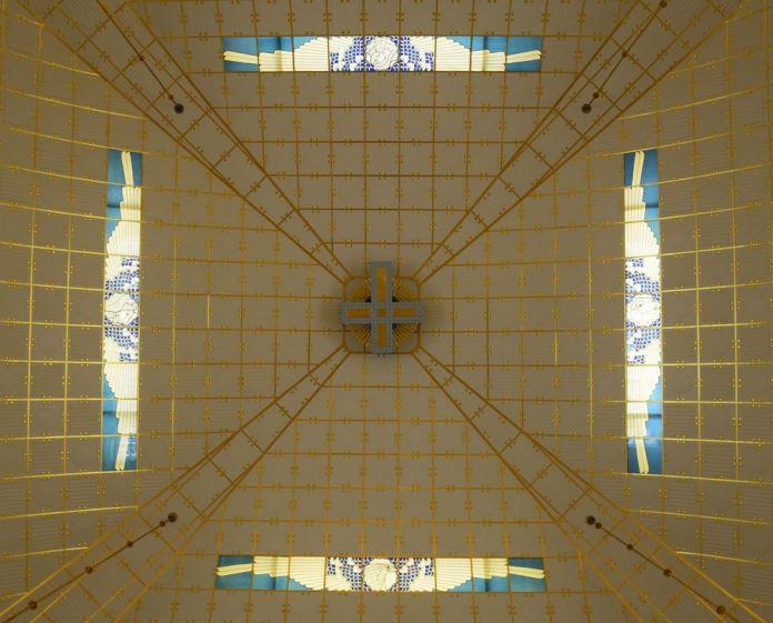 dôme église steinhof vienne