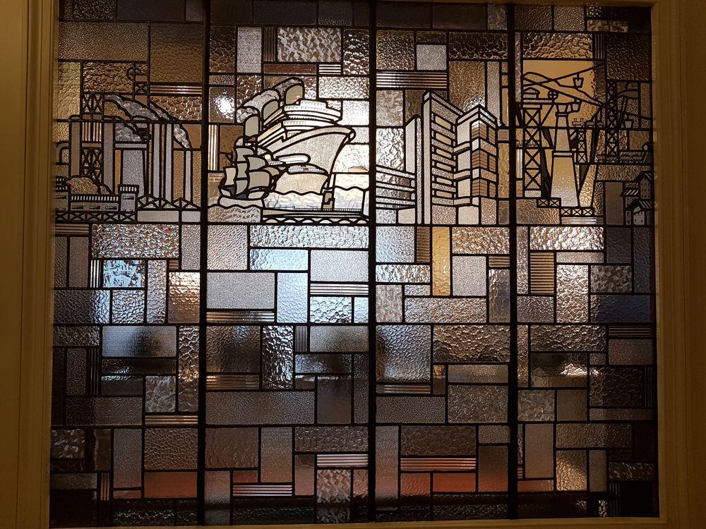 Bilbao d tour art nouveau city breaks aaa - Vitraux decoration interieure ...