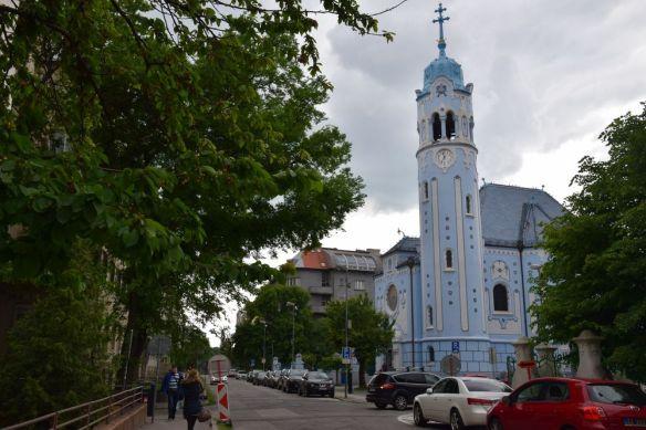 église bleue odon lechner bratislava