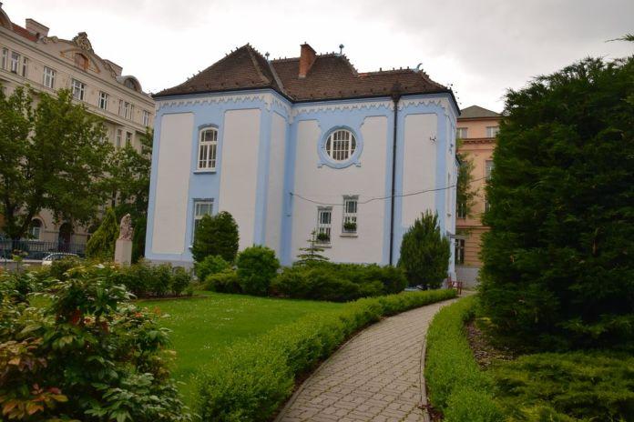 presbytère église bleue bratislava