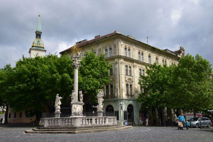 place rudnayovo Bratislava